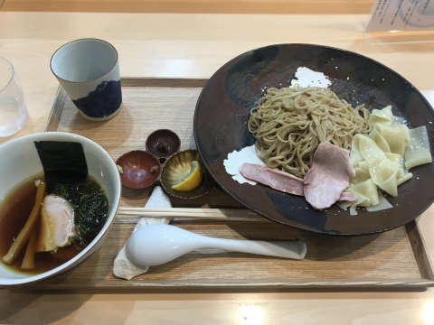らぁ麺飯田商店つけ麺