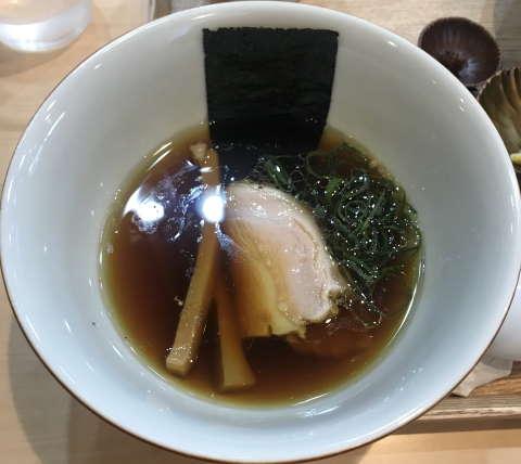らぁ麺飯田商店つけ汁
