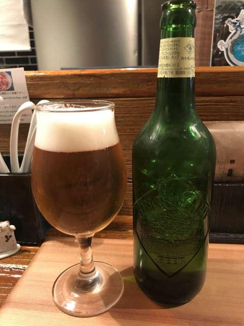 麦苗ビール