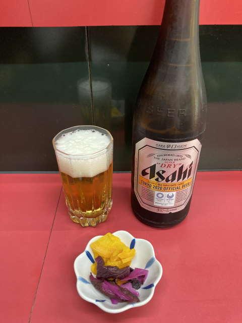 麺えどやビール