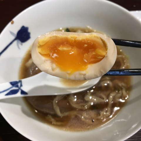 麺みつヰ味玉