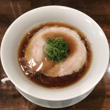 創作麺工房鳴龍醤油拉麺