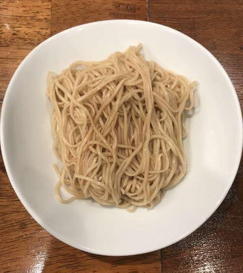 創作麺工房鳴龍替玉醤油