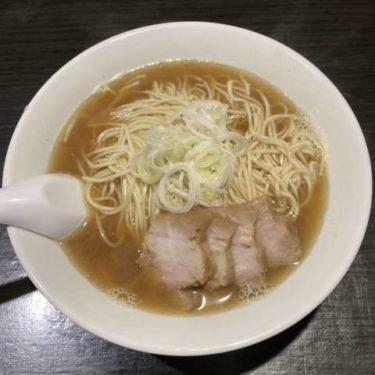 自家製麺伊藤肉そば中