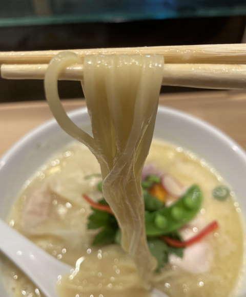 銀座篝麺上げ