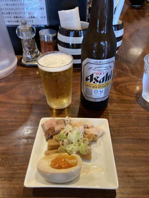 RAMEN_GOTTSUビール
