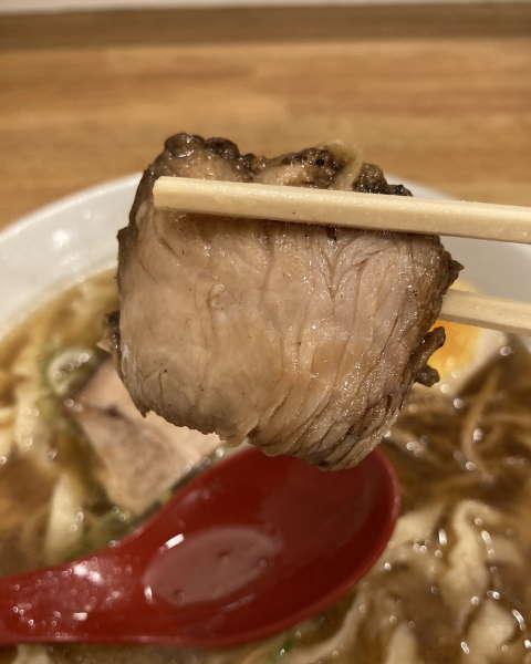 麺や七彩ロースチャーシュー