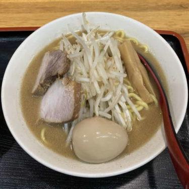 味噌麺処花道味噌ラーメン