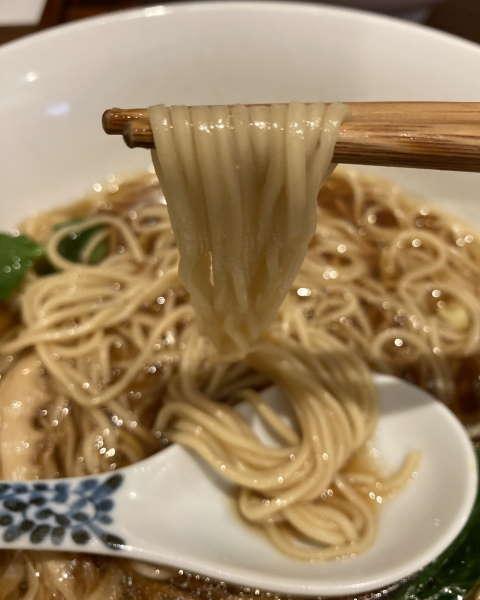メンドコロキナリ麺上げ