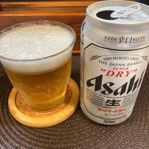 麺や金時ビール