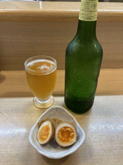 中華そば多賀野ビール