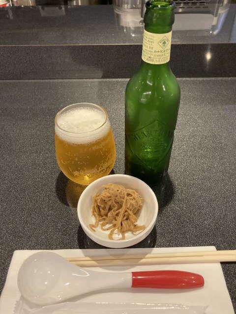 JapaneseSobaNoodles蔦ビール