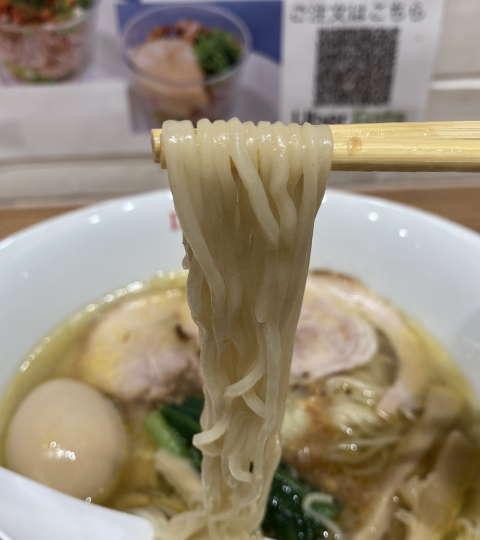 ドゥエイタリアン麺上げ