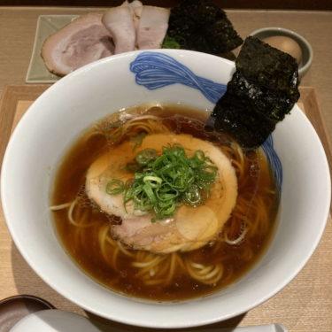 ニッポンラーメン凛トウキョウ特選醤油らぁ麺