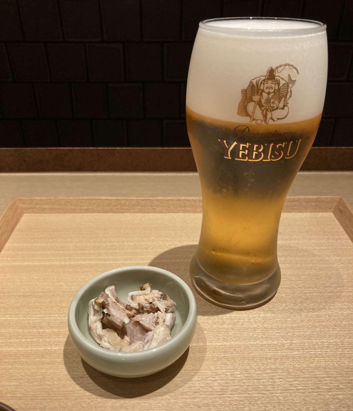 ニッポンラーメン凛トウキョウビール