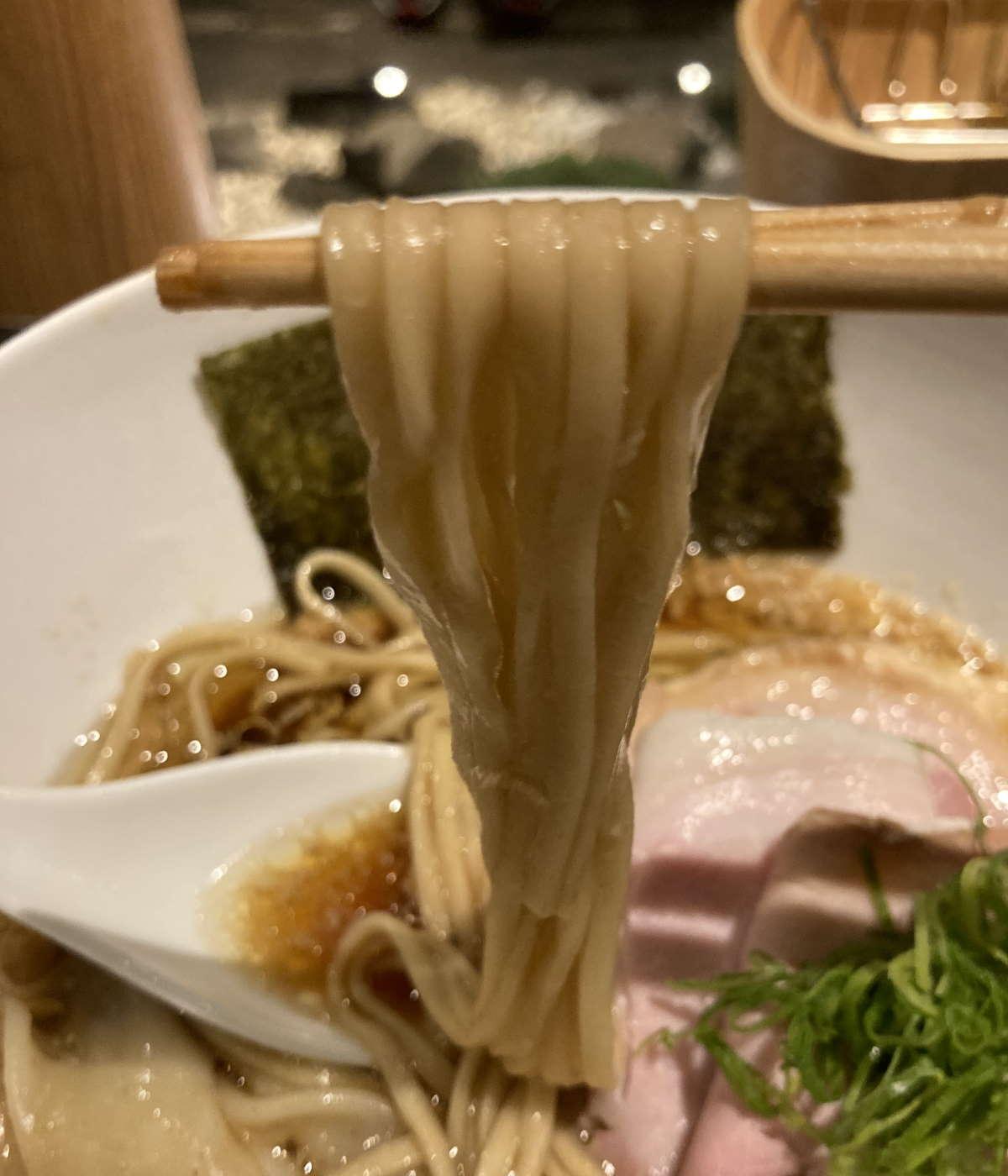 Japanese Ramen Noodle Lab Q麺上げ