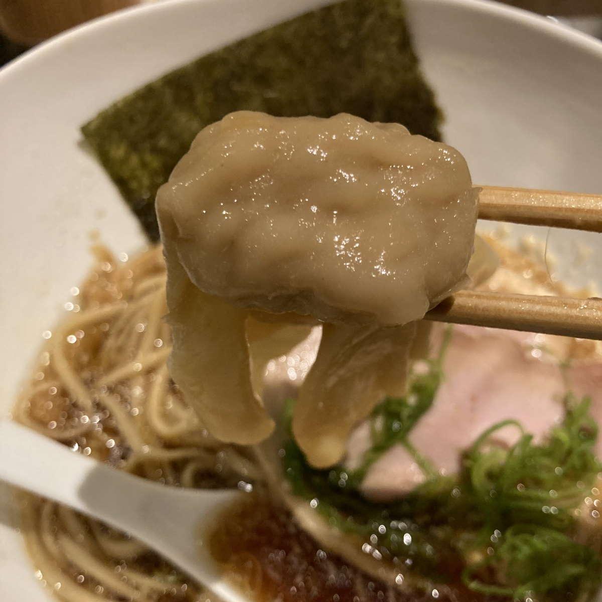 Japanese Ramen Noodle Lab Q豚肉わんたん