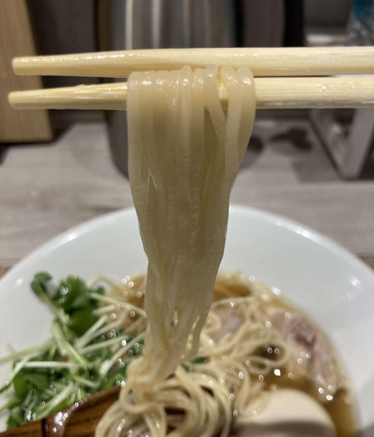 LOKAHI麺上げ