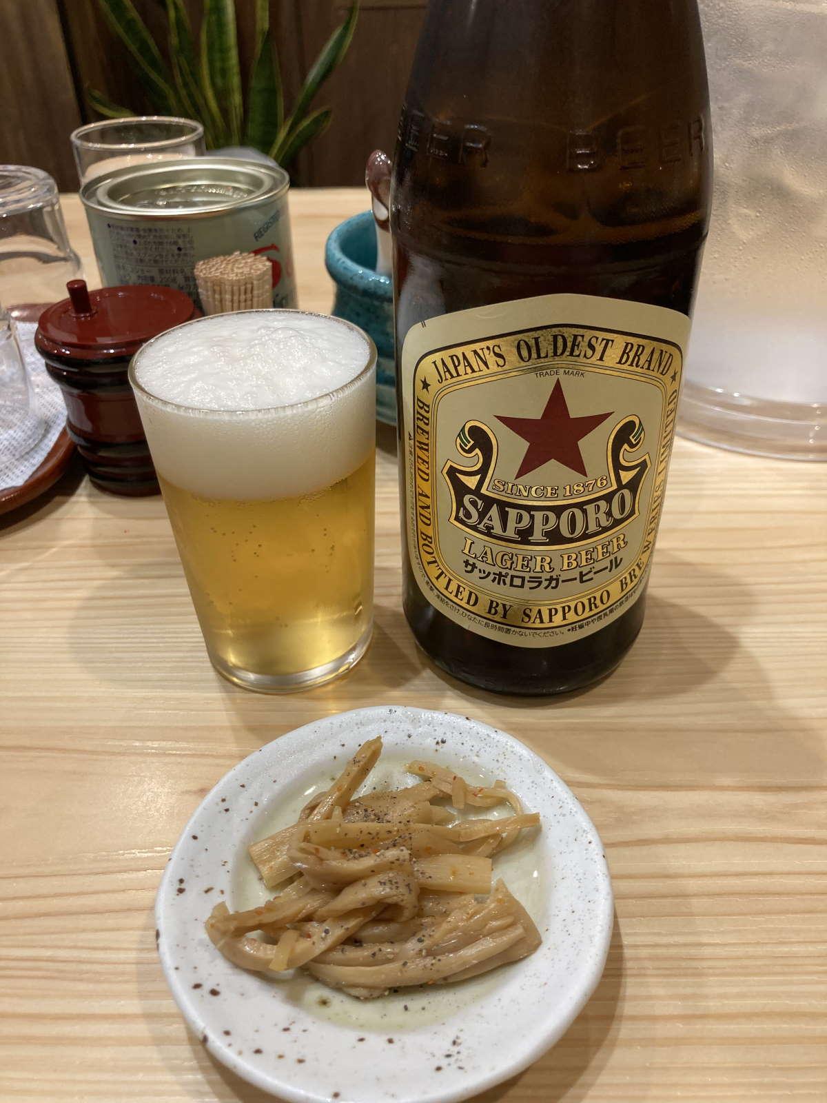 三ん寅ビール赤星