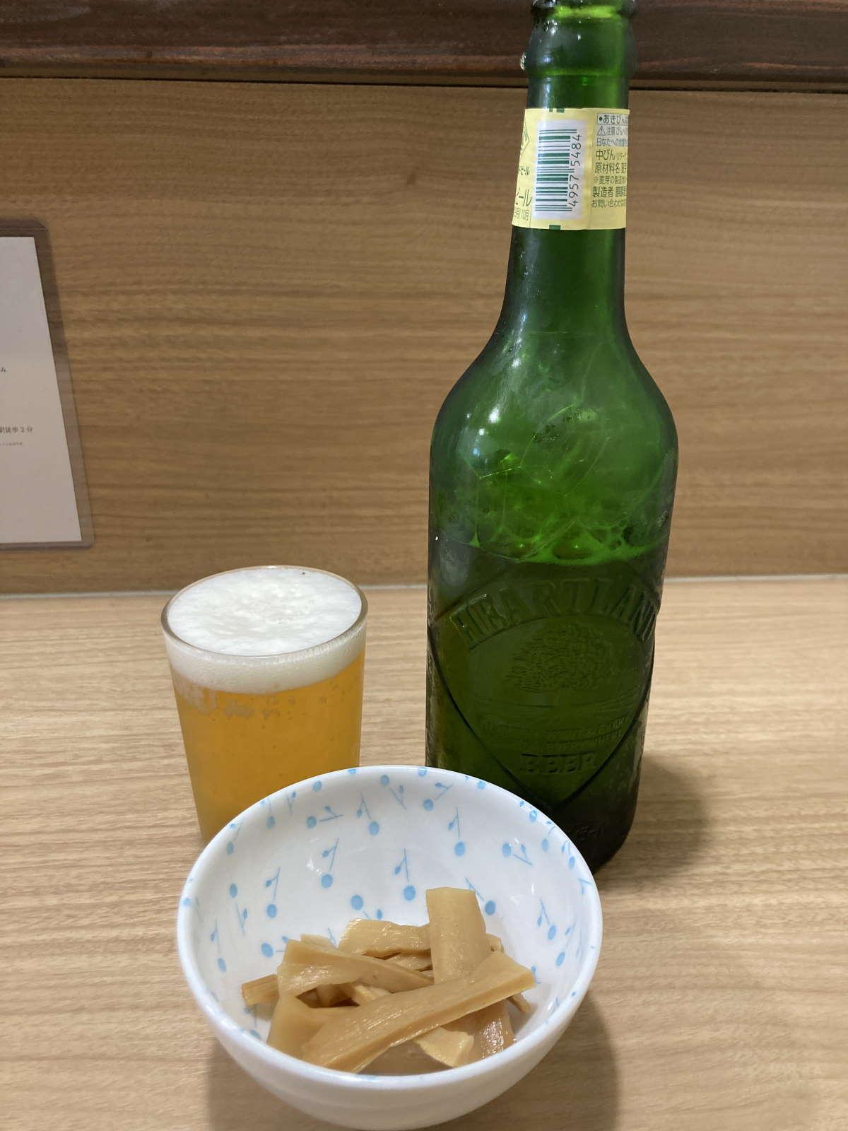 覆めん花木ビール