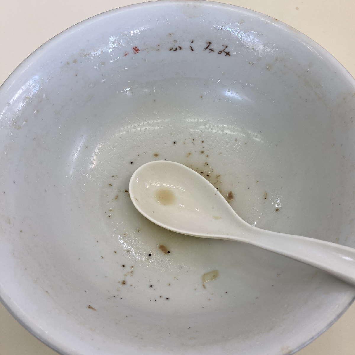 中華そばふくみみ空丼