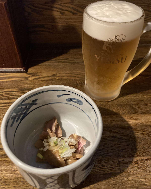 燦燦斗ビール
