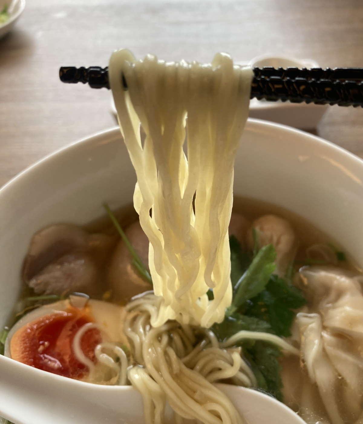 中華そば和渦TOKYO麺上げ