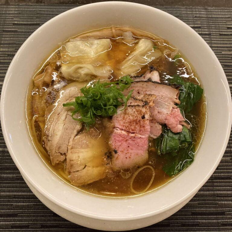 MENSHO雲呑麺