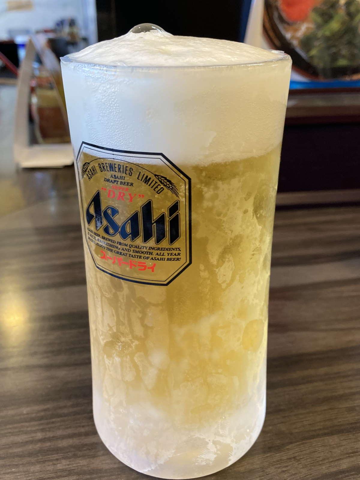 武術家ビール
