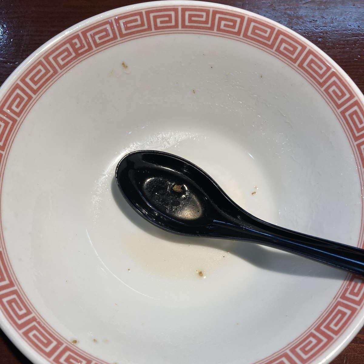 中華そばえもと空丼