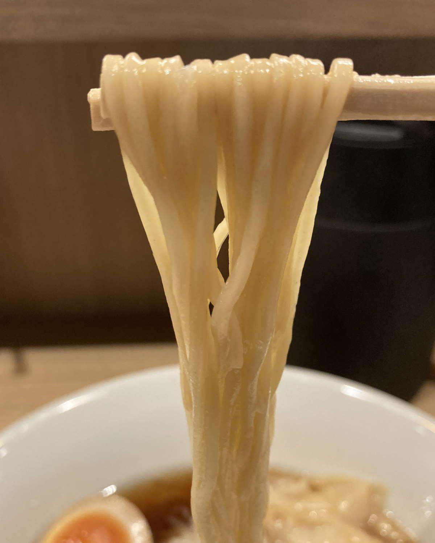 支那蕎麦澤田麺上げ