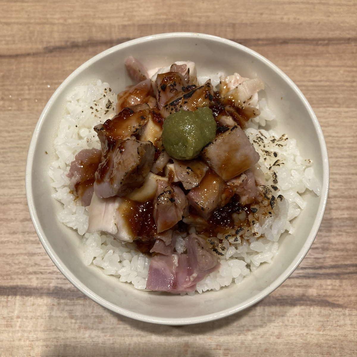 麺屋彩音炙りチャーシュー丼