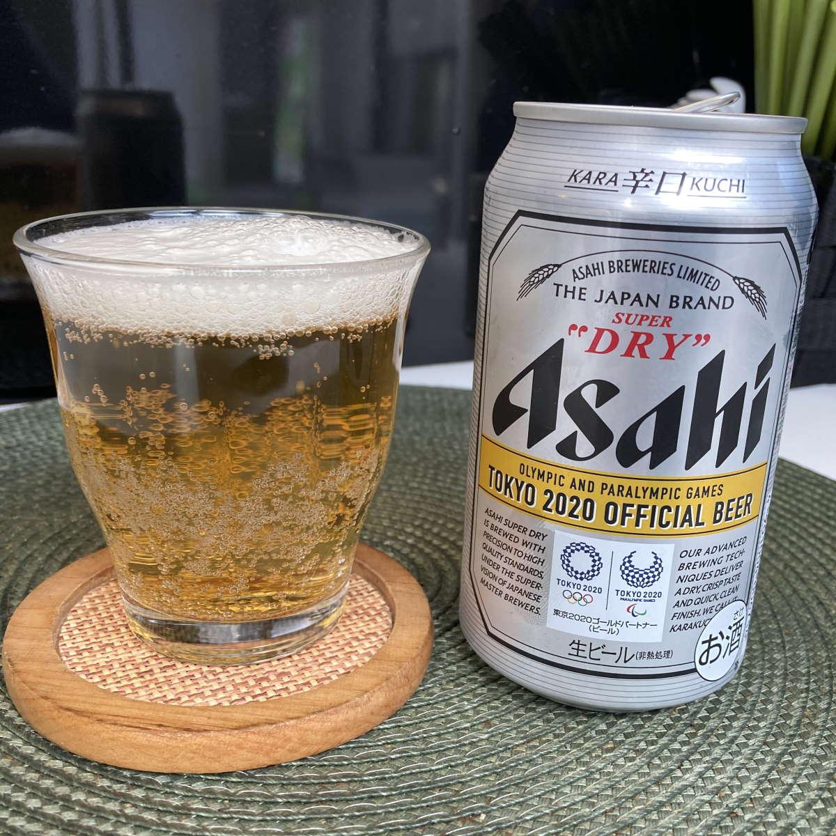 麺や金時缶ビール