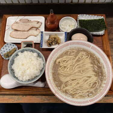倫道鯖サバ定食