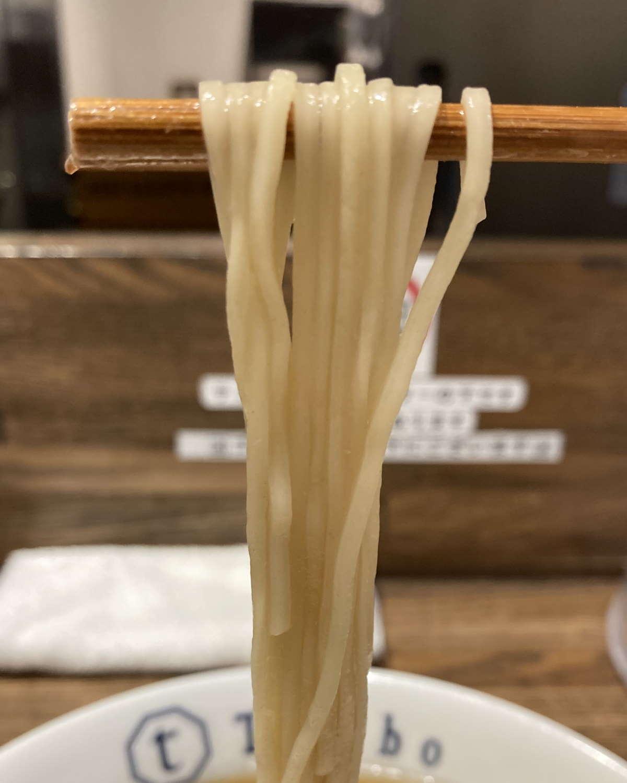 Tombo麺上げ