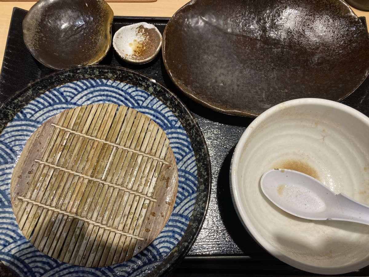 つけ麺道空丼
