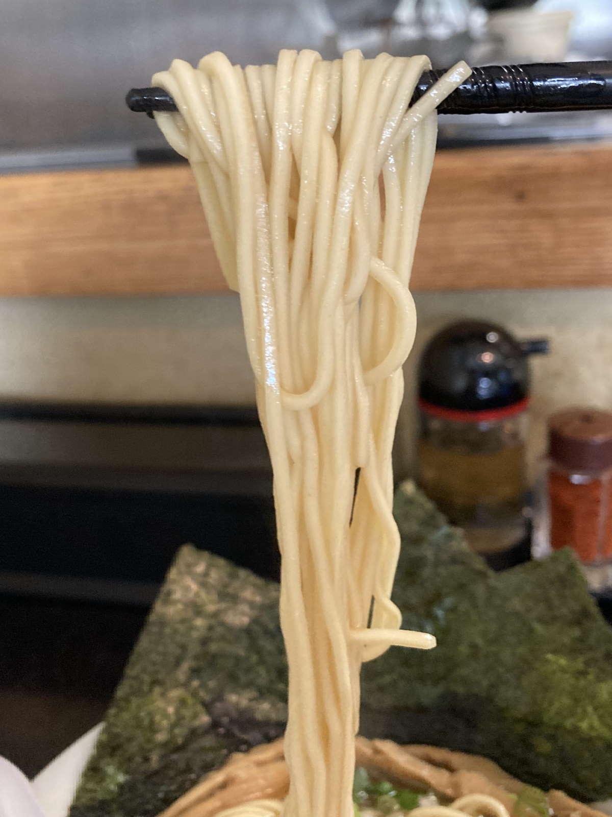 麺処晴麺上げ