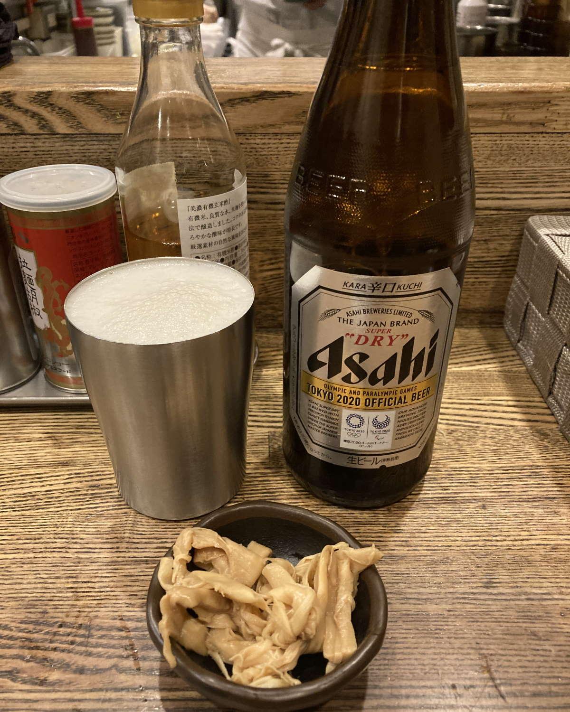 新橋纏ビール